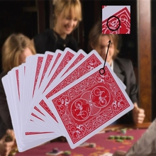 New Secret Marked Poker Cards See Through Playing Cards Magic Toys simple but unexpected Magic Tricks simple but unexpected