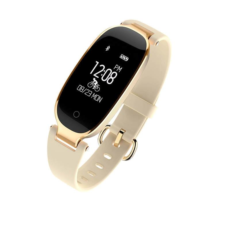 New S3 Smart Band Bracelet Girl Women Heart Rate Monitor Wrist Smartband Fitness Pulsera EleganteTracker Wristband