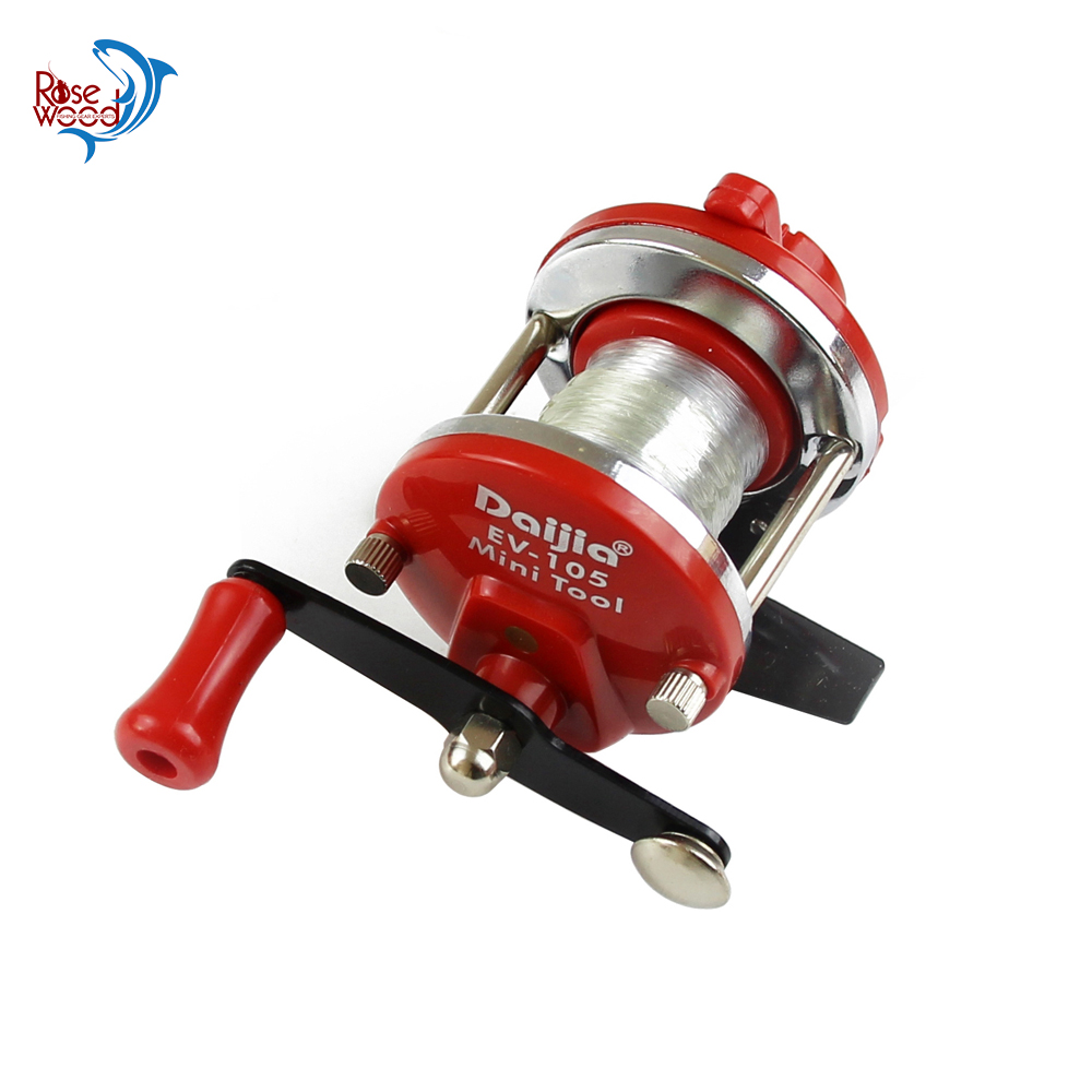 Cheap ice fishing reel mini gear ratio 3 6 1 weight 85g for Cheap fishing reels
