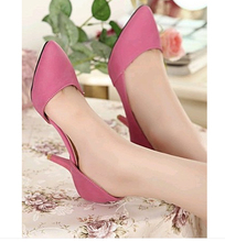 New arrival summer high heels single shoes female platform high-heeled shoes