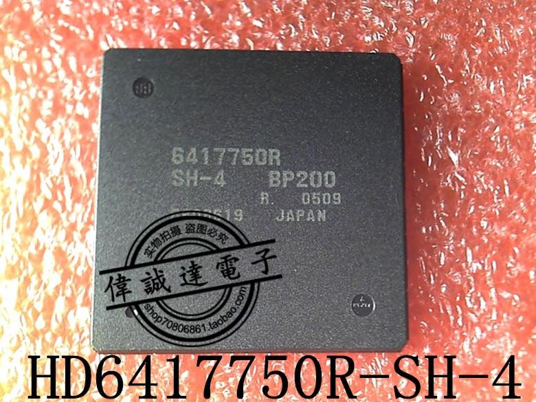 1PCS HD6417750RBP200 6417750R-SH-4 BGA NEW