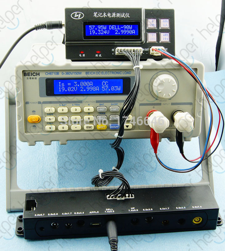 CH8710B 360V 30A 150W Program DC Electronic Load Series 150W test  lab of power transformer, charger, switch power, battery an incremental graft parsing based program development environment