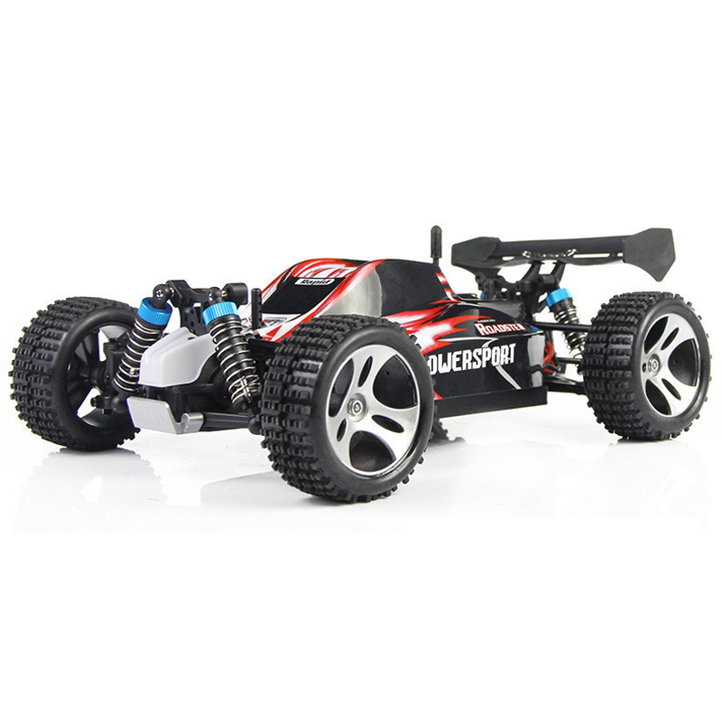 Wltoys A959 RC Car 4WD 2.4G High speed Remote Control Toys Off-Road RC Monster Truck Vehicle 45KM/H Car Toys for Boys toys for boys rc model big off road rally trucks remote control truck rc truck trailer hercules remote control toys rc trailer