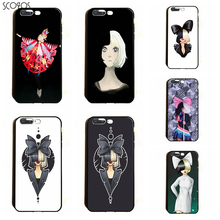 SCOZOS Sia Kate Isobelle For Iphone 5 5S Se 6 7 8 6S Plus 7 Plus 8 Plus X  Xr Xs Max 37d659c42b7c