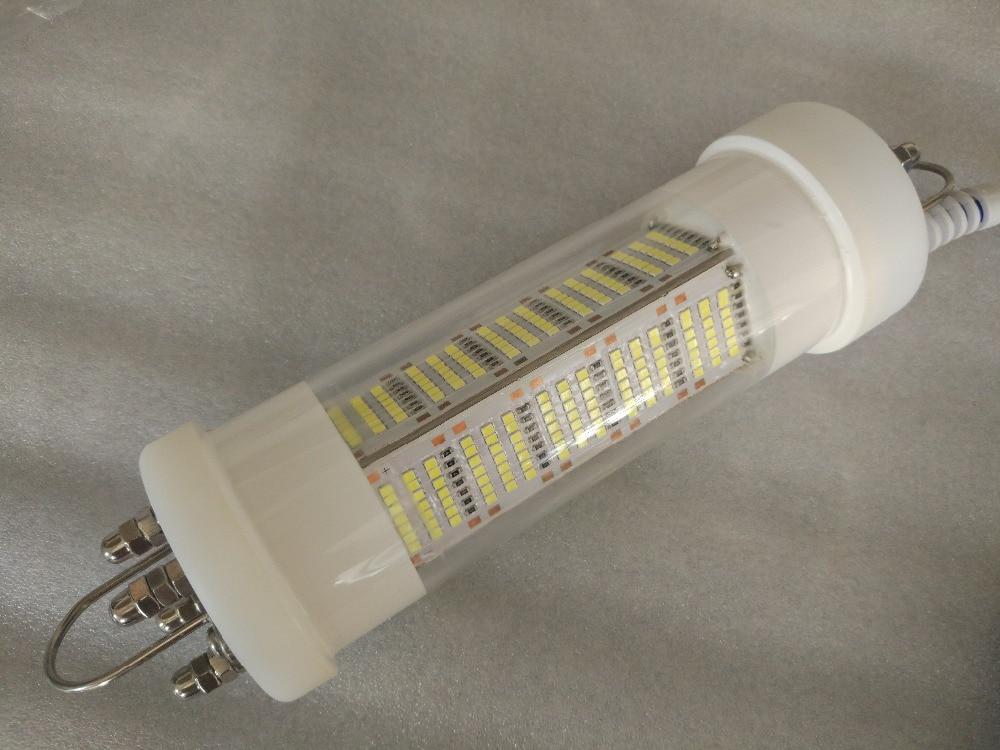 5 m cabo pode ser escurecido 420 pcs smd2835 140 w 12 v conduziu a lampada