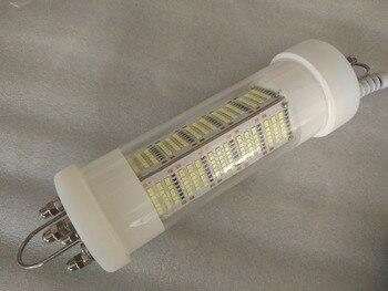 5M Dây Cáp Âm Trần 420 Chiếc SMD2835 140W 12V LED Dưới Nước Lặn Đèn Câu Cá Đèn Dock Ánh Sáng