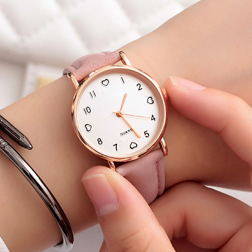 New 2019 Watch Women Watches Ladies Fashion Casual Quartz Wrist Watch For Women Clock Female Wristwatches Hours Reloges Hodinky