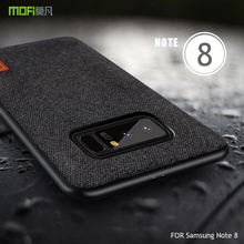 For Samsung Galaxy Note 8 Case Cover MOFI for Galaxy Note 8 Back Cover Case Soft Silicone edge Full Cover Case For Galaxy Note8