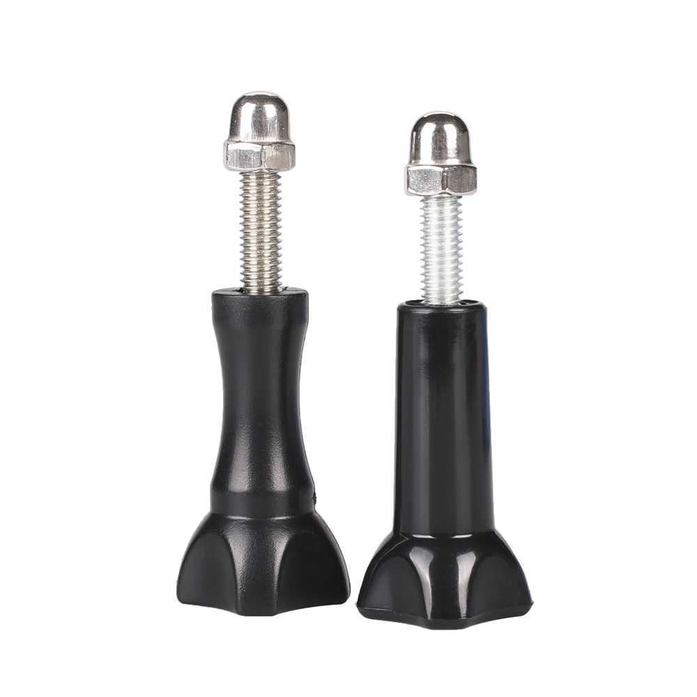 Image 2 - Kaliou 2PCS Go Pro Accessories Long Thumb Knob Bolt Nut Screw for Go Pro 7 6 5 4 3 2 1 Yi 4K SJ4000 SJ5000 Sj8 pro-in Sports Camcorder Cases from Consumer Electronics