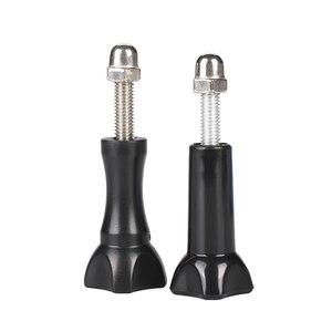 Image 2 - Kaliou 2PCS Go Pro Accessories Long Thumb Knob Bolt Nut Screw for Go Pro 7 6 5 4 3 2 1 Yi 4K SJ4000 SJ5000 Sj8 pro