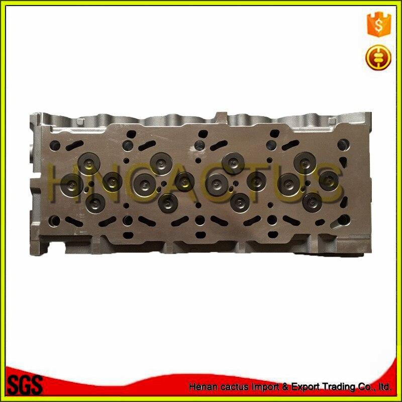 Engine Parts D4EB D4EA II Complete Cylinder Head 22100