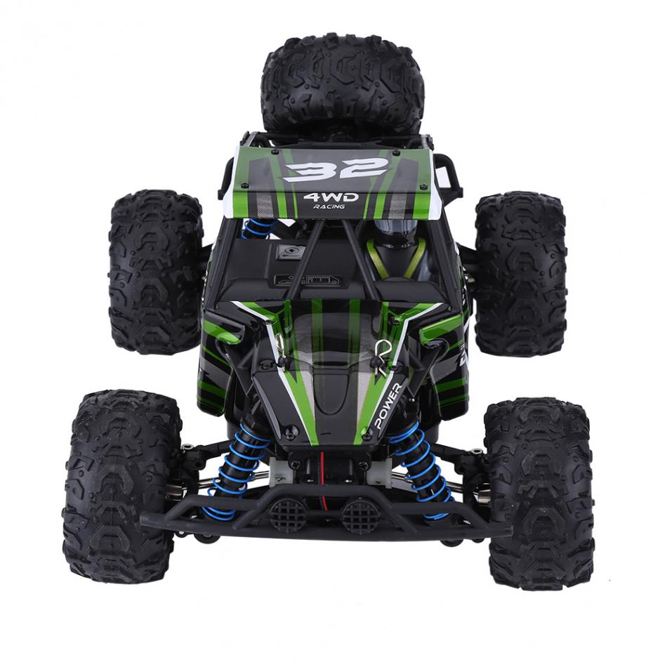 все цены на MEW Off-road 4WD Big Wheels Electric RC Car High Speed 40km/h 1/18 Remote Control Four-Wheel Drive Car Model Toy