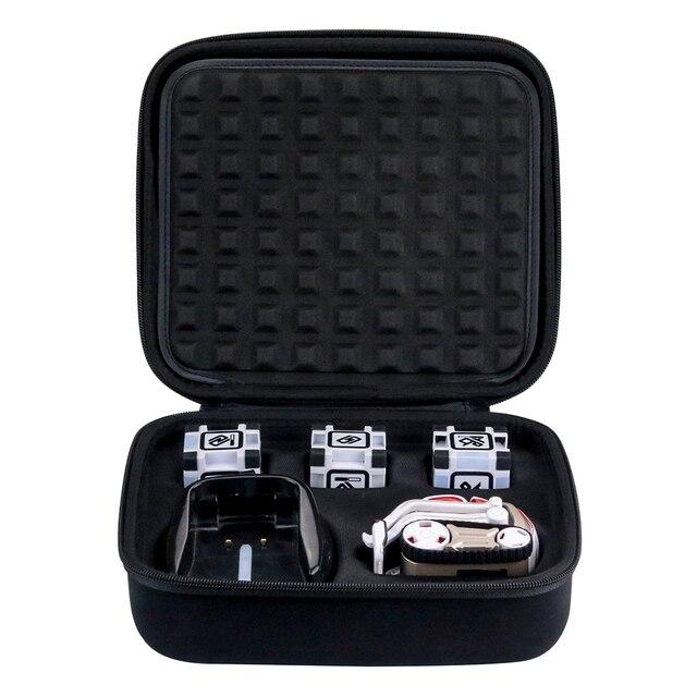 جديد EVA الصلب التخزين حمل حالة مربع ل Anki Cozmo ألعاب روبوتية السفر للماء واقية غطاء الحقيبة مربع مزدوجة سحابات حقيبة