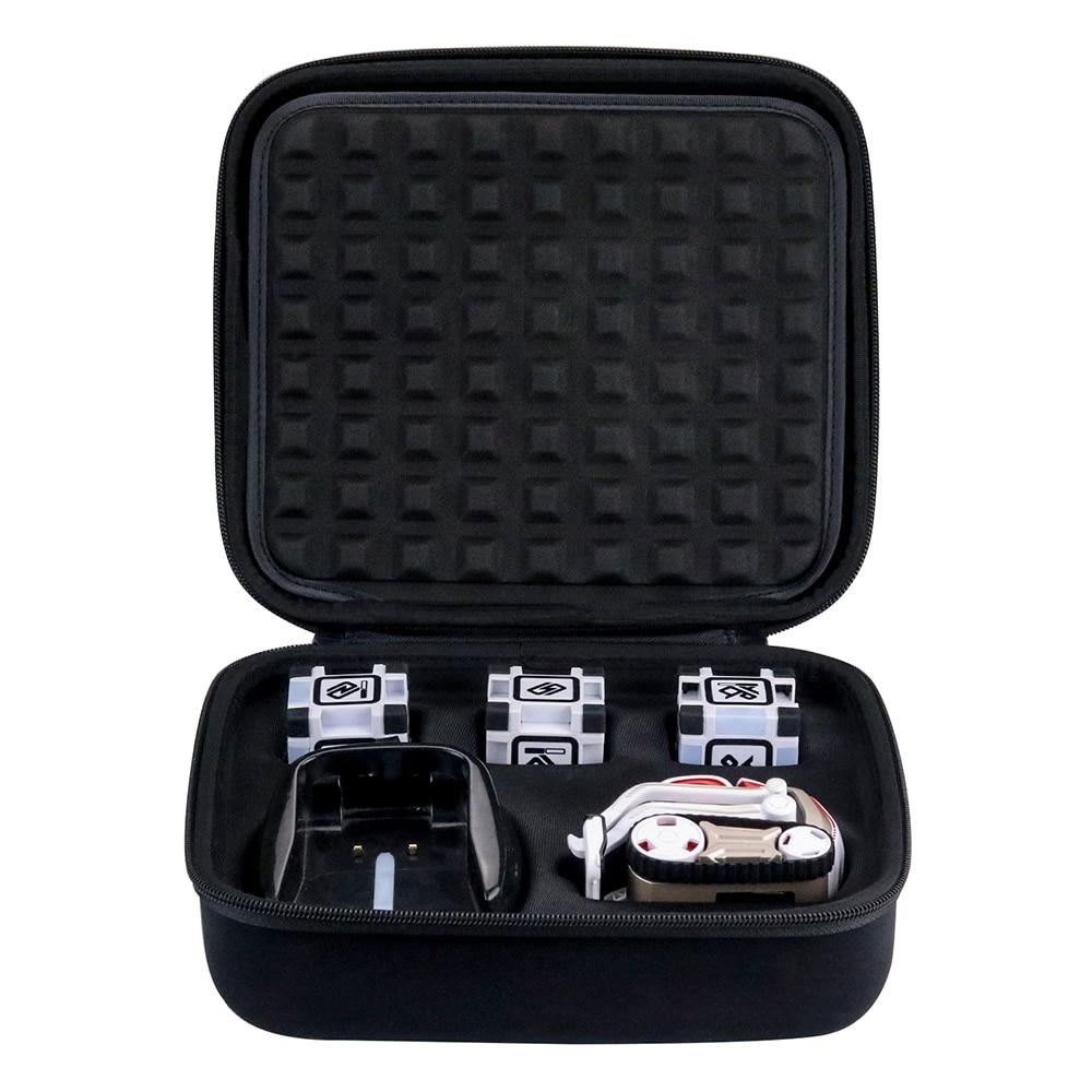 Новая жесткая коробка для хранения EVA для Anki Cozmo Robot Toys дорожная Водонепроницаемая защитная коробка с двойной молнией