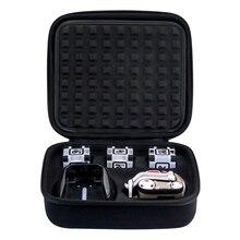 Nieuwe EVA Hard Opslag Draagtas Box voor Anki Cozmo Robot Speelgoed Reizen Waterdichte Beschermhoes Pouch Doos Dubbele Ritsen tas