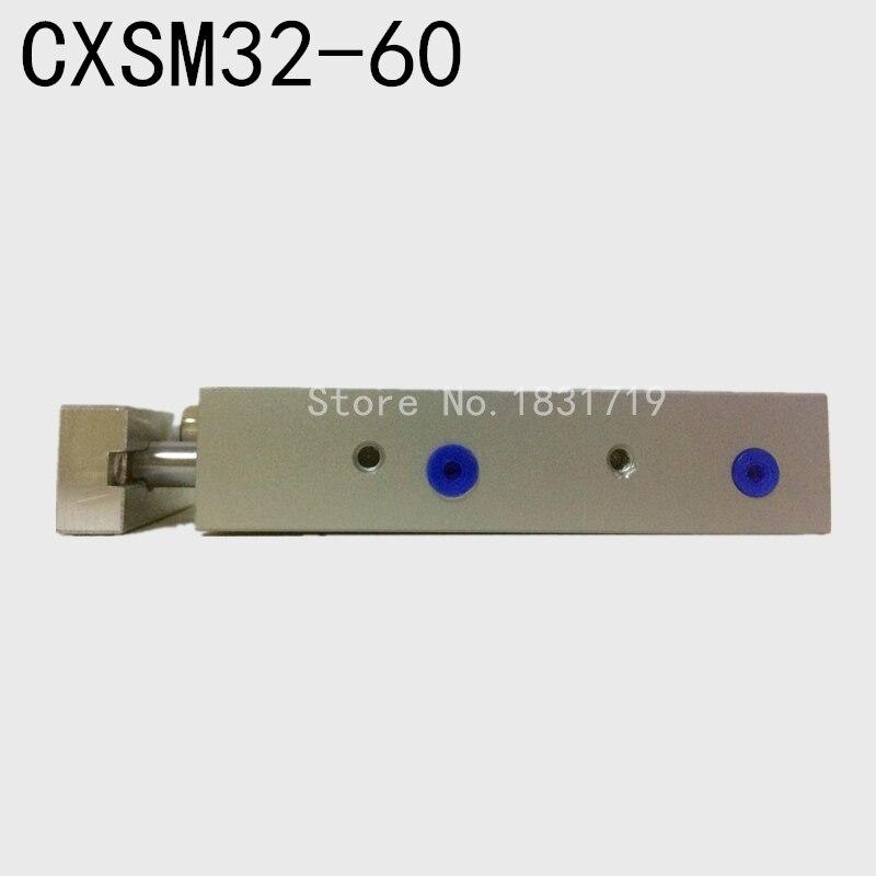 SMC type CXSM32-60 CXSM32*60 double cylinder / double shaft cylinder / double rod cylinder CXSM 32-60 cxsm32 10 cxsm32 20 cxsm32 25 cxsm32 30 smc dual rod cylinder basic type pneumatic component air tools cxsm series have stock