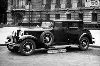Vintage Delage D8 Berline Par Binder 1930 Cool Car KD257 Living Room Home Wall Art Decor