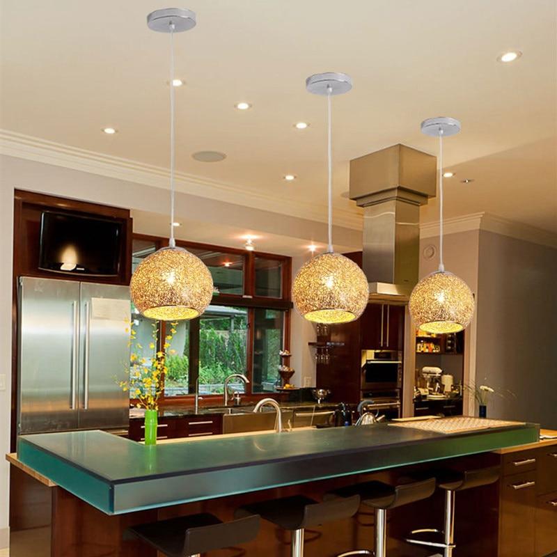 Bedroom Pendant Lights Kitchen Island Ceiling Lamp Modern