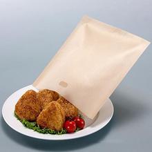 Термостойкие тостерные пакеты для сэндвичей с сыром на гриле многоразовые антипригарные запеченные хлебные пакеты микроволновые нагревательные Кондитерские инструменты