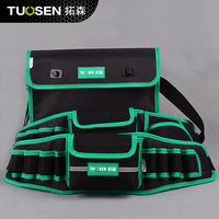 Multi Fonction Tools Bag Electrician Toolkit Water Proof 600D Oxford Cloth Made