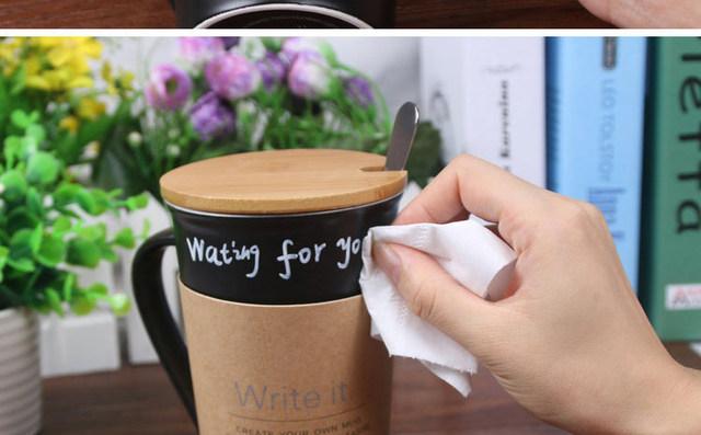 Graffiti Ceramic Coffe Mug