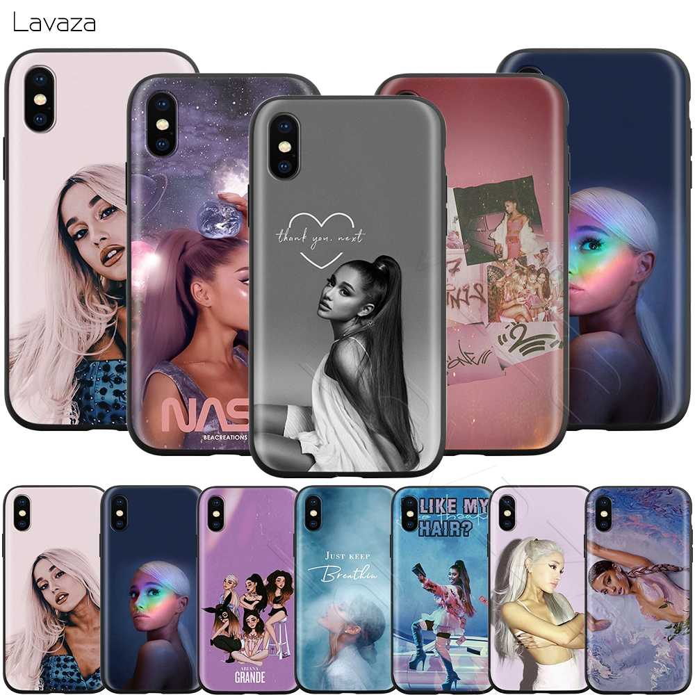 Lavaza Ariana Grande AG Rainbow Sweetener Case for iPhone 11 Pro ...