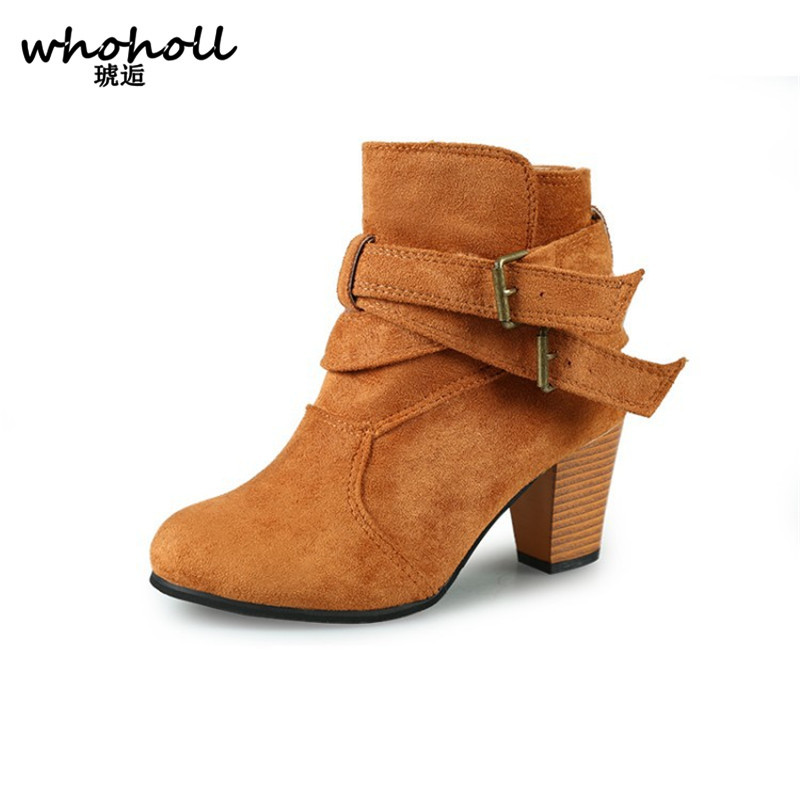 2018 Suede Women Boots Tassel Ankle Boots Round Toe Winter Women Boots Ladies Party Western Stretch Fabric Boots Bota De Neve