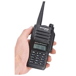 Image 5 - 2 Stuks Originele Baofeng BF A58 IP67 Marine Waterdichte Walkie Talkie Dual Band Woki Toki Twee Manier Radio Amador UV 9R Hf transceiver