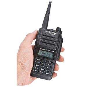 Image 5 - 2 stücke Original Baofeng BF A58 IP67 Marine Wasserdichte Walkie Talkie Dual Band Woki Toki Zwei Weg Radio Amador UV 9R Hf transceiver