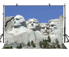 7x5ft Mount Rushmore Backdrop Mount Rushmore National Memorial photography background and Studio Photography Backdrop Props yuzhe studios черная рубашка с контрастным карманом rushmore