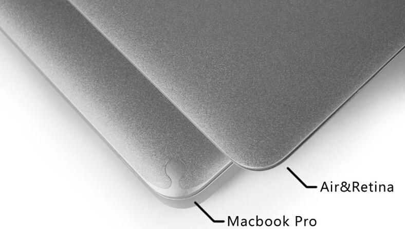 RYGOU Full Body Laptop Sticker voor Macbook Air 11 13 Pro Retina 12 - Notebook accessoires - Foto 5