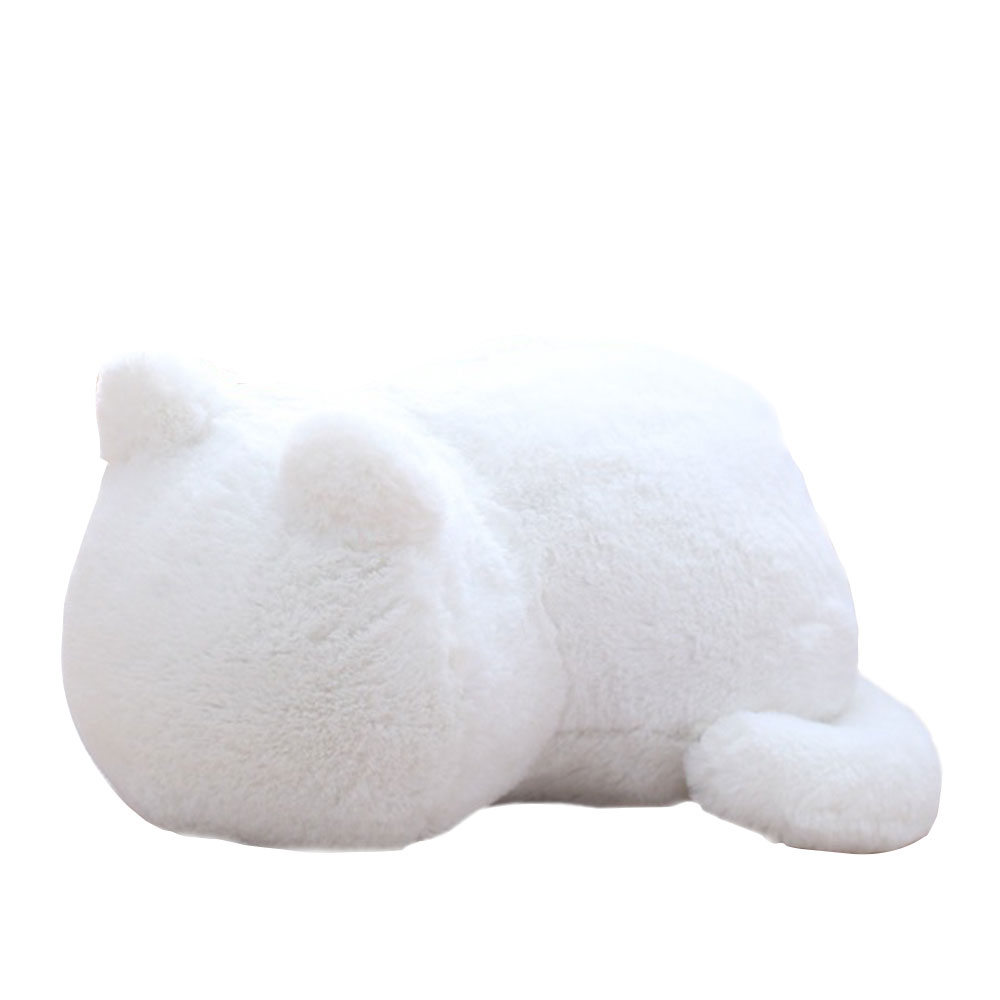 Мягкая игрушечная кошка хлопок спальня игрушки для домашних животных Мягкая кукла Прямая