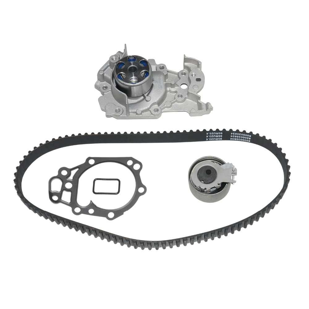 timing belt kit with water pump for nissan renault twingo thalia i kangoo clio ii iii [ 1000 x 1000 Pixel ]