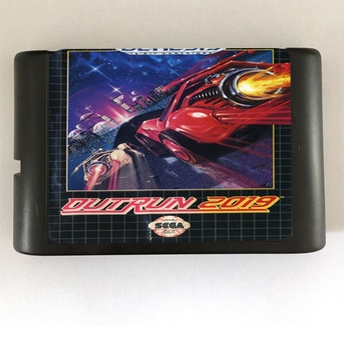 Outrun 2019 - 16 bit MD Games Cartridge For MegaDrive Genesis console