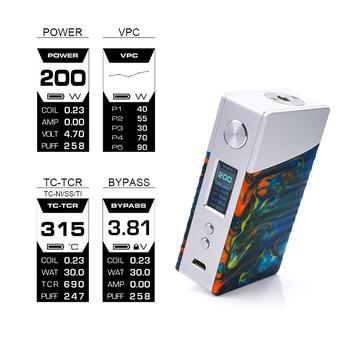 Geek Vape NOVA 200W TC Starter Kit 4