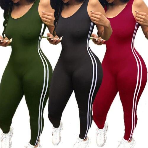 Sexy Women Jumpsuit Slim   Romper   Pants