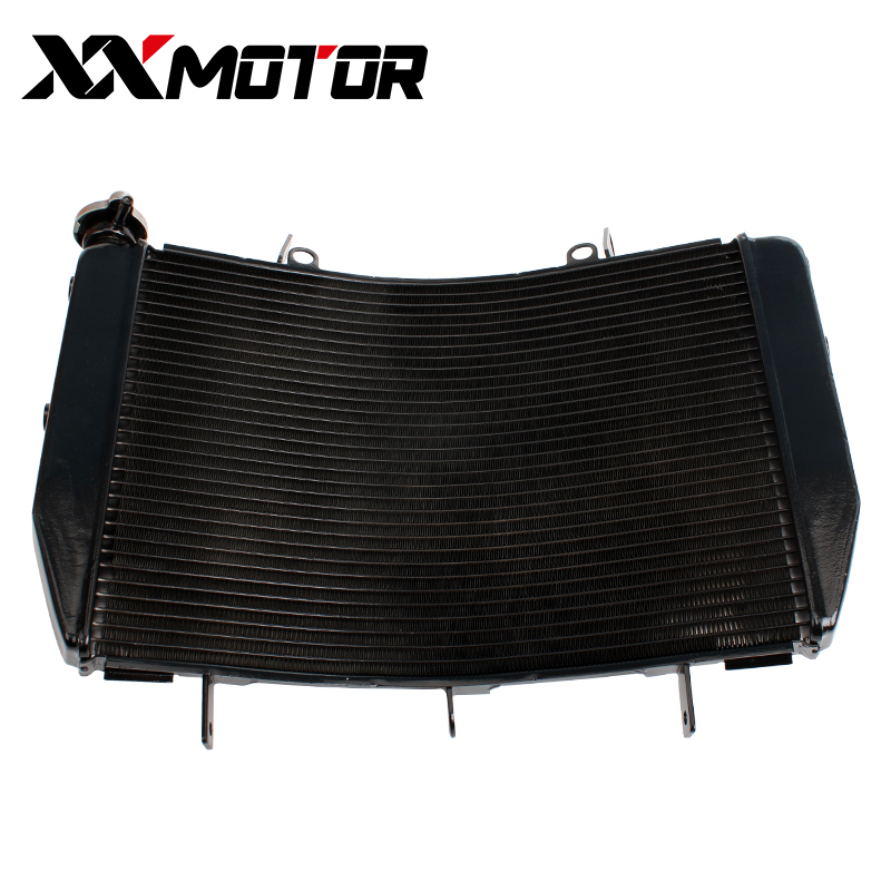 NEW Motorcycle Replacement Aluminium Radiator Cooler Cooling Water Tank For Yamaha YZFR6 R6 2006 2007 YZF YZF-R6 06 07 YZF600 motorcycle aluminum cooler radiator for yamaha fz6 fz6n fz6 n fz6s 2006 2007 2008 2009 2010