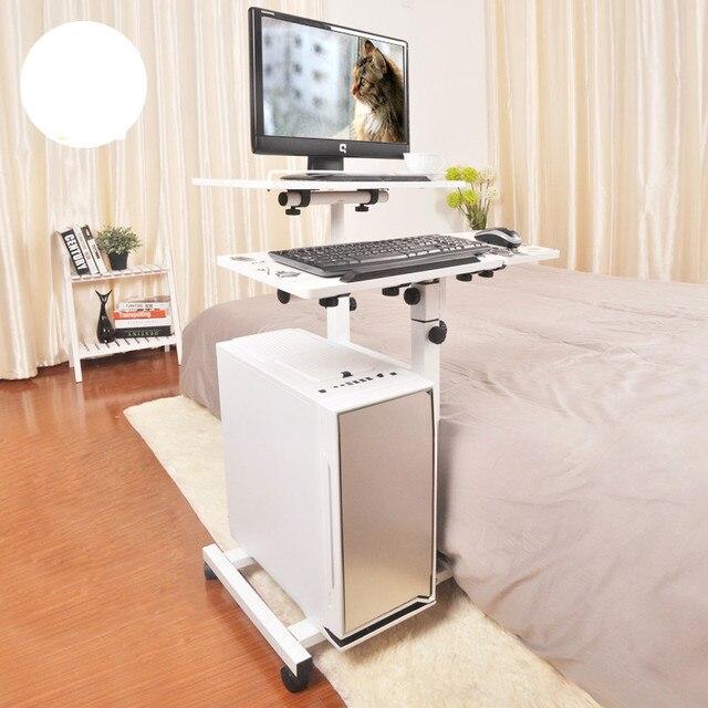 Lazy Desktop Computer Desk Bedside Table 5 Colors Optional