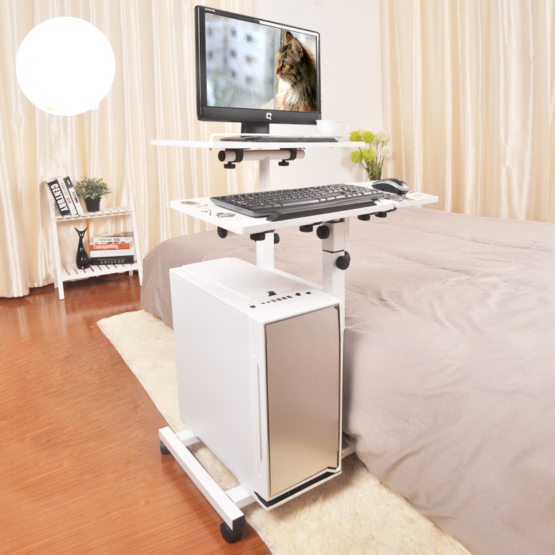 bedside computer table - Popular Bedside Computer Table-Buy Cheap Bedside Computer Table