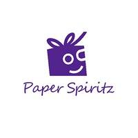 Paper Spiritz 3D Pop UP Greeting Cards