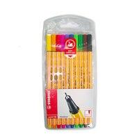 Stabilo Point 88 Fineliner 0 4mm Color Marker Pen Gel Ink Rollerball Pen Germany 10 20