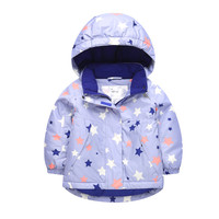 Brand orangemom winter Coats for Girls clothing casual children clothing Waterproof jacket boy clothes 2 8Y Children's Clothing