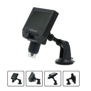 Image 4 - 600X Draagbare USB Digitale Elektronische Microscoop Vergrootglas USB Endoscoop Camera 8 LED Met HD Screen Voor PCB Moederbord Reparatie