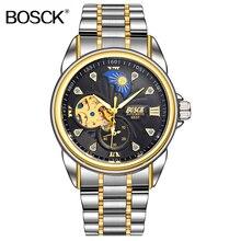 Horloge Horloge Skeleton Goud