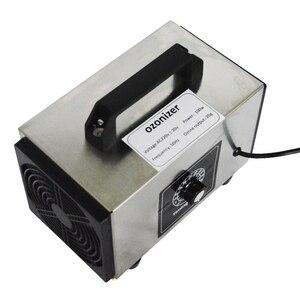 Image 3 - Atwfs 48g gerador de ozônio 220v 20g/10 g/h purificador de ar ozonizador máquina perfume ar mais limpo ozon o3 gerador ozonizador