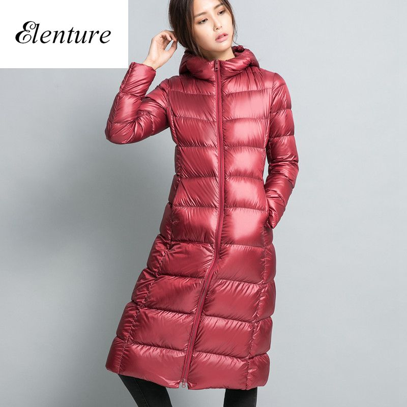 Winter Coats And Jackets For Women Brand New Womens Hooded Long Coat Fashion Female Parkas Casacos