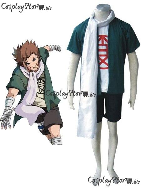 Naruto Jacket Cosplay Akimichi Chouji Cosplay Costume