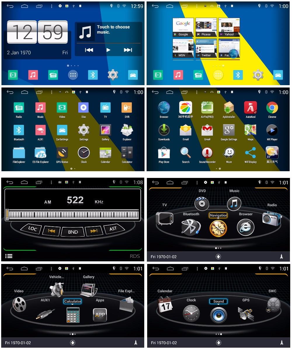Stereo Radio Cd Sistem 13