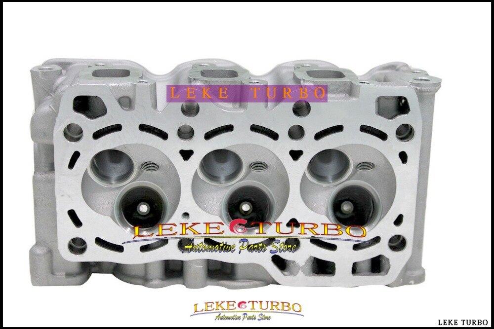 купить F8C Bare Cylinder Head For Daewoo DAMAS Tico 796cc 0.8L Petrol L3 SOHC 6 1986- OEM 11110-78B00-000 1111078B00000 11110 78B00 000