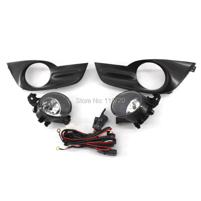 popular nissan altima wiring harness buy cheap nissan altima one set front fog light lamp fog light wiring harness for nissan altima 2010 2011 2012